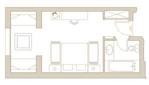 plan de chambre plans chambres traditionnelles