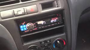 2003 hyundai elantra kit 2001 hyundai elantra alpine electronics dash kit radio cde 121