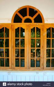 house design for windows glass windows of a modern house kerala stock photo 8432126 alamy