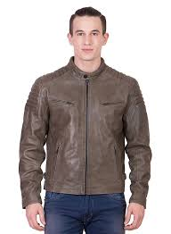mens leather biker jacket leather biker jackets for men online shopping india shelltag com