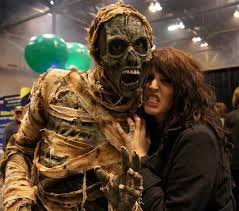 Mummy Halloween Costume Mummy Costume Transworld Halloween Tradeshow 3 Gorillaeye