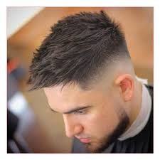 good haircut for men also dapper haircuts low skin fade with quiff