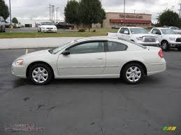 2004 chrysler sebring coupe in stone white photo 3 047010 all