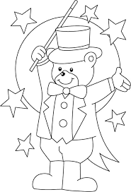 Circus Coloring Page Download Free Circus Coloring Page For Kids Circus Coloring Page
