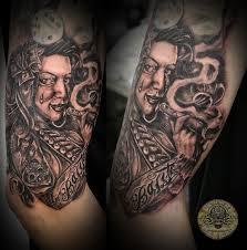 smoke chica tat by 2face tattoo on deviantart