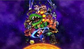 Super Mario Galaxy Full Hd Wallpaper And Background 1920x1118