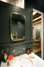Dark Blue Powder Room Best 25 Dark Green Bathrooms Ideas On Pinterest Green Bathroom