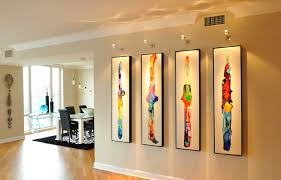accent lighting for paintings 5 tips to lighting wall art not arty light mint lighting