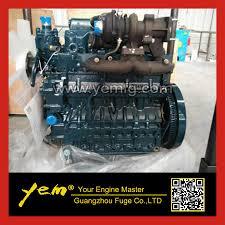 kubota v2403 m di t es04 complete engine assy guangzhou fuge