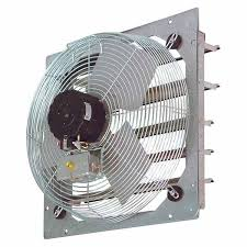 shutter exhaust fan 24 sef shutter mount wall exhaust fans continental fan