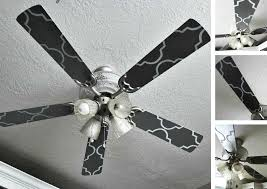 how to paint a ceiling fan pictures of painted ceiling fan blades designs ideas modern