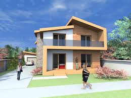 Simple Home Plans And Designs 2 Storey House Design