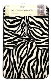 Zebra Print Bathroom Rugs Zebra Print Bathroom Rugs U2013 Home Decoration