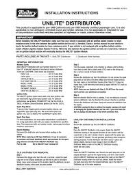 mallory unilite wiring diagram 351w mallory free wiring diagrams