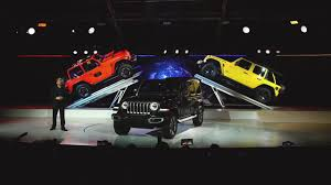 2018 wrangler reveal jeep youtube