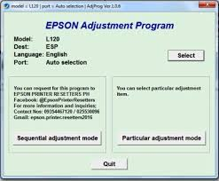 epson r230 waste ink pad resetter free download epson l120 waste ink pad counter full mahira
