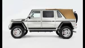 mercedes auction mercedes maybach g650 landaulet fetches record 1 4 million at