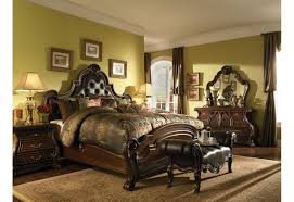 Jane Seymour Furniture Collection Hollywood Swank Aico Palace Gates 02000 Bedroom Collection