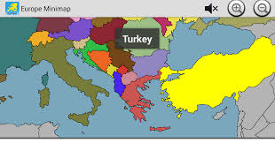Europe Map Quiz Game by Europe Minimap Android Apps On Google Play