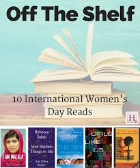 s day books international women s day 10 books about women s rights and equality
