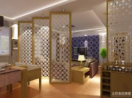 Modern Living Room Divider Decoration Room Decorating Using Screen Divider Ideas Saveemail