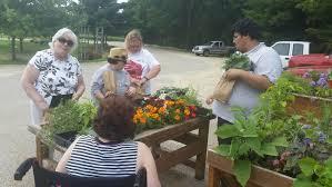 spirit halloween janesville wi chestnut house volunteers rock rotary botanical gardens