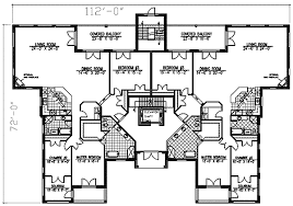 stately apartment house plan 90155pd architectural designs