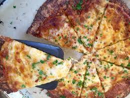 cauliflower crust pizza brokeass gourmet