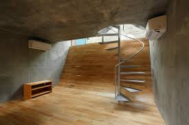 Basement House by House In Byoubugaura Takeshi Hosaka Archdaily