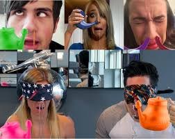 Challenge Viral Youtubers Push Netipotting Challenge To New Viral Limits