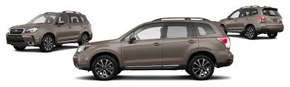 toyota awd wagon 2017 subaru forester awd 2 0xt touring 4dr wagon research