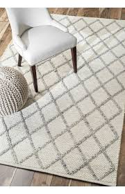 Solid Gray Area Rug by Ivory Rugs Roselawnlutheran