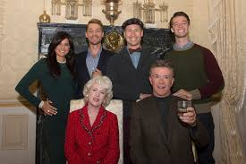 family guy thanksgiving episode scream queens chad michael murray shares scoop on thanksgiving