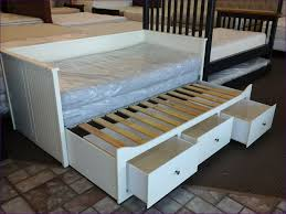 Couch Trundle Bed Bedroom Awesome Queen Daybed Frame Daybed With Pop Up Trundle