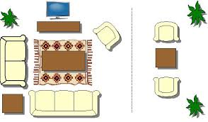 Furniture For Floor Plans How To Arrange Furniture In A Rectangular Shaped Room Real