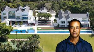 tiger woods florida house tour inside u0026 outside 60 million
