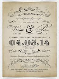 wedding template invitation 26 vintage wedding invitation templates free sle exle