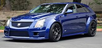 2014 cadillac cts v wagon 2014 cadillac cts v wagon information and photos momentcar