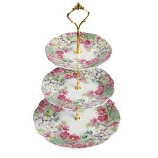 3 Tier Wedding Cake 3 Tier Cake Stands Ebay
