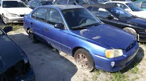 2001 hyundai accent parts central florida auto salvage