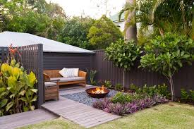 Tropical Backyard Designs Amazing Backyard Fire Pit Ideas Landscaping Backyard Design And