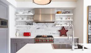 Kitchen Cabinet Solid Surface Toronto Stainless Steel Farmhouse Kitchen Transitional With Solid