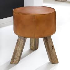 Esszimmerst Le Echt Leder Schwarz Finebuy Design Turnbock Sitzhocker Braun 40 X 30 X 47 Cm
