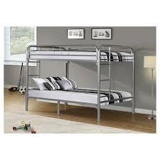 metal futon bunk bed target
