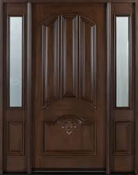 solid wood front doors for homes all about external design ideas