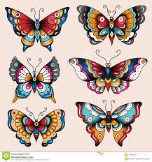 image result for butterfly rockabilly ideas