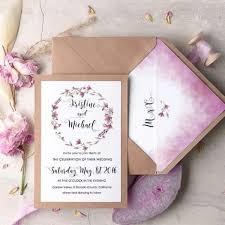 watercolor wedding invitations wedding invitation template watercolor best of watercolor wedding