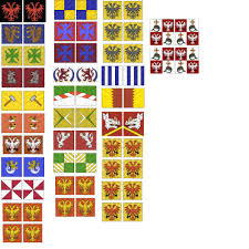 Flag Of Serbia View Topic 14th Century Serbian 15mm Flags