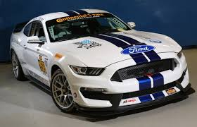 ford car mustang 2015 ford mustang shelby gt350r c race car revealed