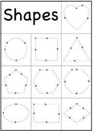 12 free printable shapes cutting worksheets shapes worksheets